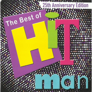 THE BEST OF HITMAN -2CD'S   VARIOUS ARTISTS